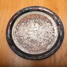 International Silver Company Silverplate Round Platter