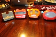 Viewmaster Huge Lot 5 viewers 15 Sets Disney Muppets Sesame Street scooby 3D
