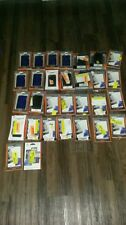 LOT 30 GRIFFIN IPOD TOUCH CELL PHONE ACCESSORIES BLACK LEATHER PASSPORT $400