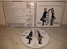 CD MR & MRS SMITH - ORIGINAL MOTION PICTURE SOUNDTRAC