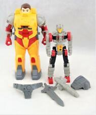Transformers Original G1 1988 Pretender Landmine Complete