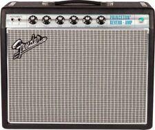 Fender '68 Custom Princeton Reverb 12W 1x10 Tube Guitar Combo Amp