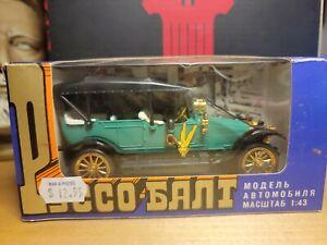 RUSSIAN SOVIET O RUSSO BALT METAL SCALE 1:43 Diecast