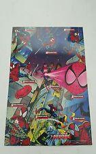 Spiderman fleer masterprints 1994  ( powers )