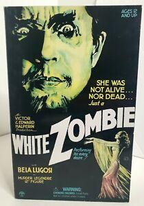 "NIB Sideshow 12"" BELA LUGOSI WHITE ZOMBIE Figure RETIRED Universal Monsters"