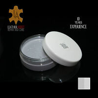 Light Grey Leather Colour Dye Restorer Balm Classic Cars Interior Seat Repair