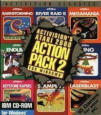 Activision Atari 2600 Action Pack 2 for Windows 95 PC CD-ROM (1995)
