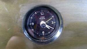 1988 Bentley Eight OEM Clock Assembly