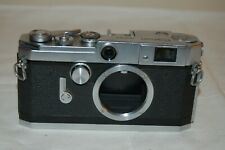 Canon-VL2 Vintage 1958 Japanese Rangefinder Camera. Serviced. No.574333. UK Sale