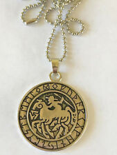 Vikings Nordic God Odin Celtic Wotan God of Magic Wisdom and War Necklace
