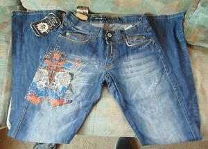 Mens Vintage Cipo And Baxx Jeans