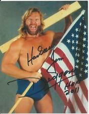 "Jim ""Hacksaw"" Duggan - Wrestling signed photo"