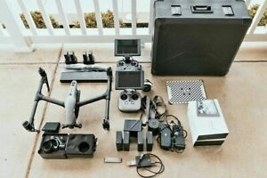 DJI Inspire 2 with Zenmuse X5S Camera Drone FULL PACK