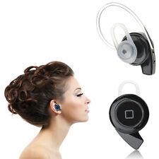 2016 Mini Auriculares Inalámbricos Bluetooth Música Estéreo para iPhone