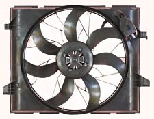 Dual Radiator and Condenser Fan fits 2011-2013 Jeep Grand Cherokee  APDI