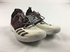 adidas Harden Vol. 2 Mississippi State - Basketball Shoes (Men's 12.5) Used