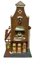 Department 56 Heritage Village Collection Christmas In The City Music Emporium