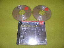 Mahler - Lieder / Tennstedt / Kletzki / Janet Baker IMPORT 2xCD RMS Audiophile