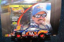 1999 Hot wheels Racing / Daytona 500 - Kyle Petty #44 Grand Prix & Trading Card