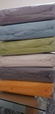 Queen Bed Micro flannelette/ flannel Fitted Sheet super soft 40cm deep