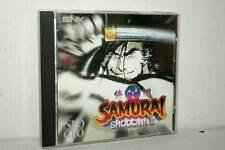 SAMURAI SHODOWN 3 GIOCO USATO OTTIMO STATO NEO GEO CD EDIZIONE INGLESE MB4 47204