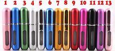 5 ml.Perfume atomiser.Spray bottle.Travel size perfume dispenser.Refillable
