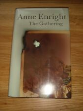 ANNE ENRIGHT + THE GATHERING + SIGNED & DATED U.K 1ST / 1ST
