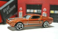 Hot Wheels '67 Ford Shelby Mustang GT500 - Brown - Loose - 1:64 - Exclusive