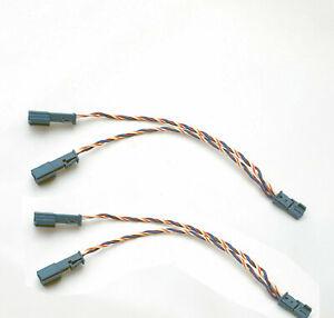 Fits BMW E60E90 E70 F10 F01 F20 F25 F30 Speaker/Tweeter Splitter Y cable adaptor