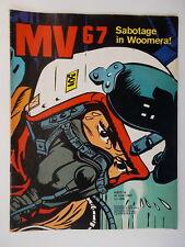 MV 67 - Comix Mickyvision - Heft 14. 1967. Ehapa, Comic / Z. 1-2