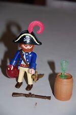 Playmobil 3791 b) Pirata completo