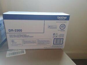 Brother DR-2300 Drum Unit - Genuine