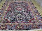 An outstanding handmade Persian Kashmar wool carpet superb colours 385 x 290 cm