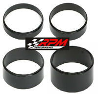 "1/2"" 1-1/2"" 1"" 2"" Air Cleaner Spacer Plastic Holley Edelbrock Riser 4 PIECE KIT"