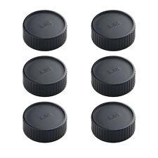 6*Rear Lens Cap for Leica M Mount DSLR replacement