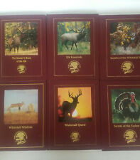 North American Hunting Club Books/ Hunter's Information Series ~ Lot Of 6