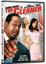 Code Name - The Cleaner (DVD) Cedric the Entertainer, Nicollette Sheridan NEW