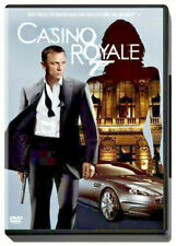 Casino Royale | James Bond 007 | USK 12 DVD Disc Film *** D#292
