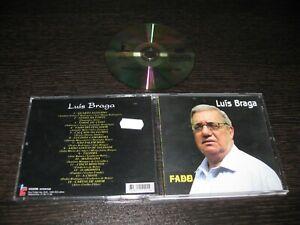 LIUS BRAGA CD FADO