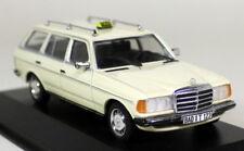 Minichamps 1/43 Scale 430 032296 Mercedes Benz W123 Kombi Taxi Diecast Model Car