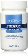 Harmony Gelish PROHESION Sculpting Powder CRYSTAL CLEAR  Special listing