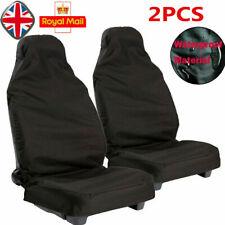Durable Attractive Design Black Van Seat Covers 2+1 S- tech automotive Waterproof Heavy Duty