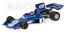 MINICHAMPS 400 740003 TYRRELL FORD 007 F1 model J Scheckter Swedish GP 1974 1:43