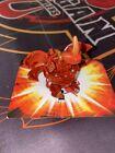 Bakugan Battle Brawlers Pyrus Cross Dragonoid Super Rare