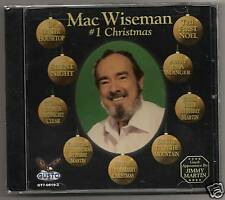 MAC WISEMAN, CD, #1 CHRISTMAS, NEW SEALED