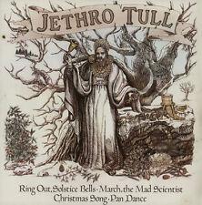 "JETHRO TULL - Ring Out Solstice Bells EP - Rare 1976 Australian 4-trk 7"" EP -p/s"