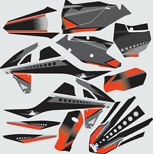 Graphics for 2016 KTM SXF SX 125-450 motocross decals stickers Shrouds fenders