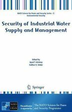 Security of Industrial Water Supply and Management (2011, Paperback)