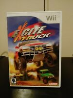 Excite Truck (Nintendo Wii, 2006) Same Day Shipping Read Below
