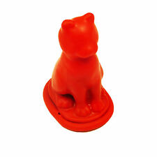 Plaster of Paris or Candle Latex Rubber Mould Cat Large (11.5cm high)